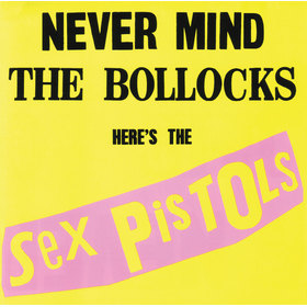 NEVERMIND THE BOLLOCKS HERE'S THE SEX PISTOLS SPECIAL 40TH ANNIVERSARY DELUXE EDITION INCLUDES HARDBACK BOOK W/1977 B-SIDES, OUTTAKES & LIVE IMPORTADO
