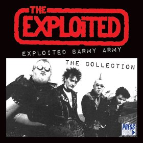 EXPLOITED BARMY ARMY THE COLLECTION IMPORTADO