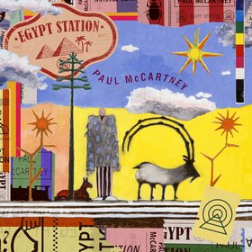 EGYPT STATION LIMITED CONCERTINA EDITION