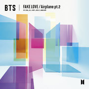 BIRD/FAKE LOVE/AIRPLANE PT.2 (VERSION A) LIMITED EDITION JAPAN IMPORT