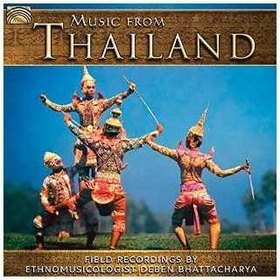 MUSIC FROM THAILAND USA IMPORT