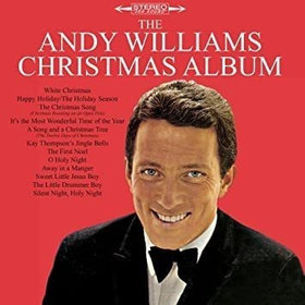 ANDY WILLIAMS CHRISTMAS ALBUM BLUE GATEFOLD LIMITED EDITION 180G ANNIVERSARY EDITION USA IMPORT