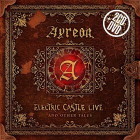 ELECTRIC CASTLE LIVE AND OTHER TALES USA IMPORT