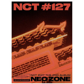 2ND ALBUM NCT #127 NEO ZONE [T VER.][DELUXE] USA IMPORT