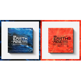 EARTH AGE (RANDOM COVER) STICKER PHOTO BOOK PHOTOS ASIA IMPORT