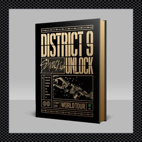 WORLD TOUR (DISTRICT 9: UNLOCK) IN SEOUL ASIA IMPORT