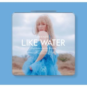 LIKE WATER (CASE VERSION) POSTER PHOTO BOOK ASIA IMPORT